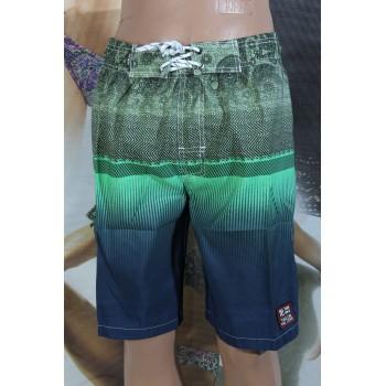 Пляжные шорты с сеткой  радуга SameGame 1901